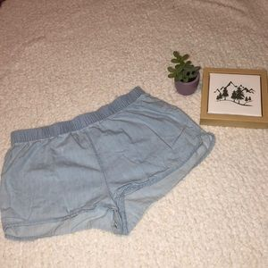 Forever 21 Casual Denim Shorts Size M